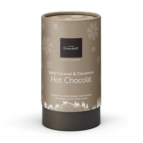 Salted Caramel & Clementine Hot Chocolate, , hi-res