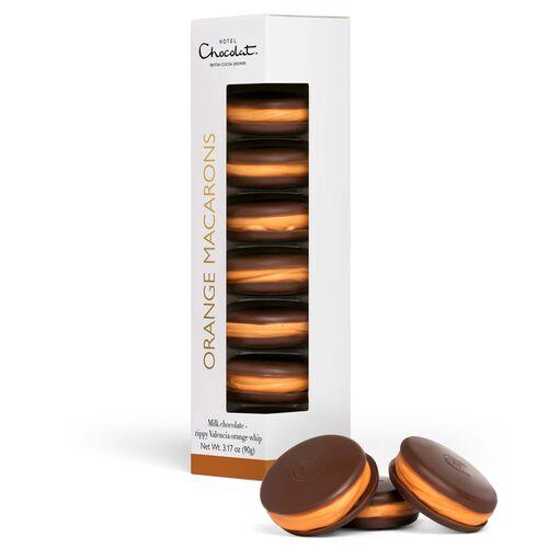 Orange Macarons , , hi-res