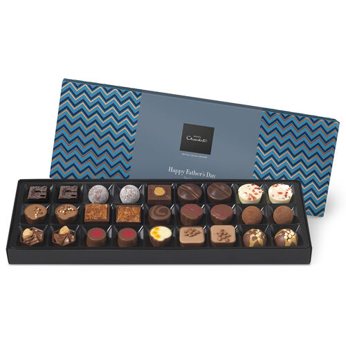 The Father's Day Chocolate Gift Box Sleekster, , hi-res