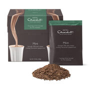 Dark with Mint Hot Chocolate Sachets, , hi-res