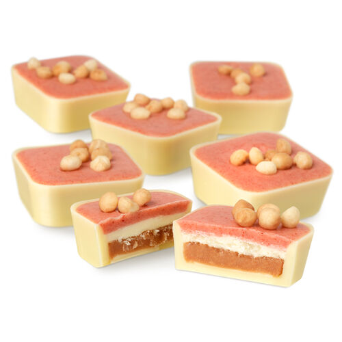 Strawberry Cheesecake Selector