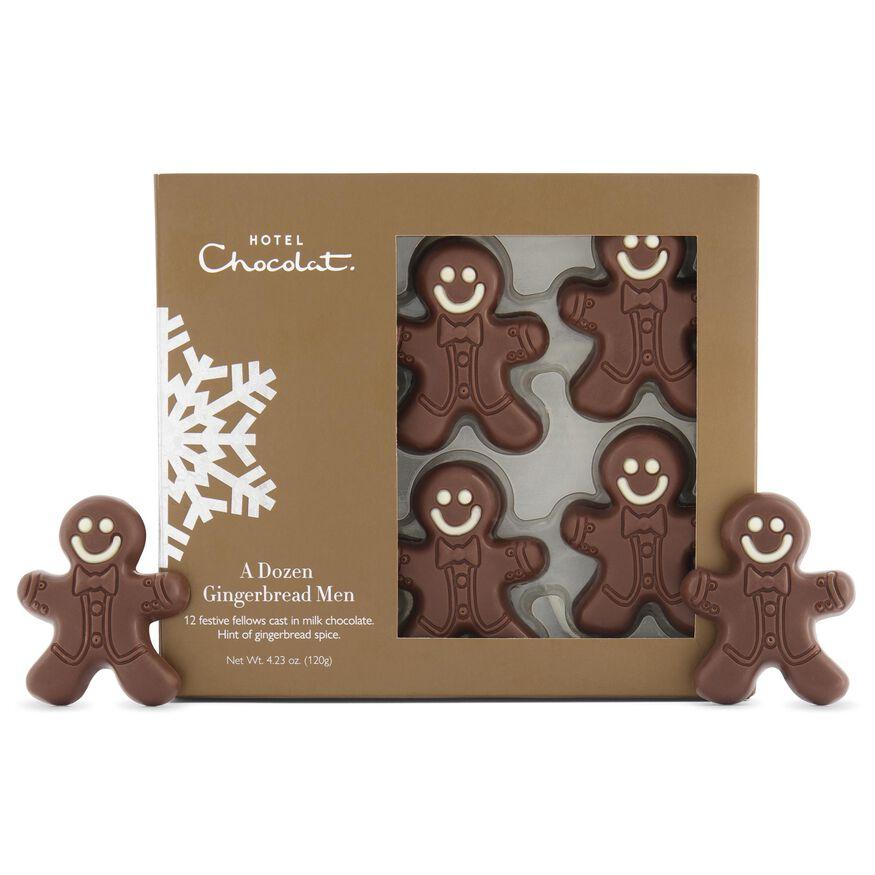 A Dozen Gingerbread Men, , hi-res