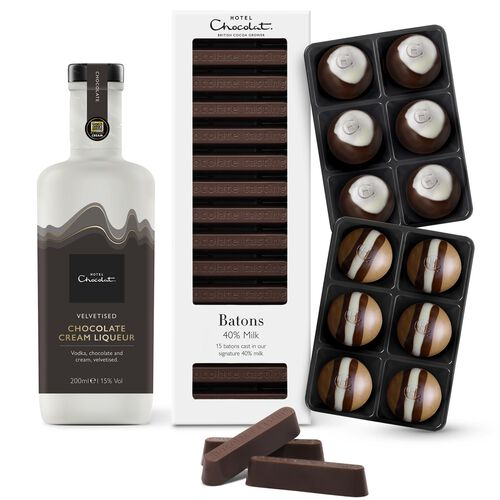 The Chocolate Cream Liqueur & Co. Collection, , hi-res
