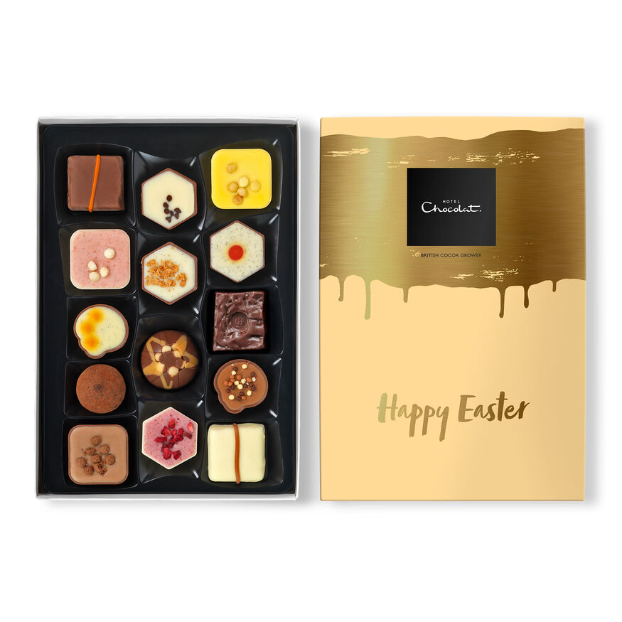 The Easter Patisserie Chocolate H-Box, , hi-res