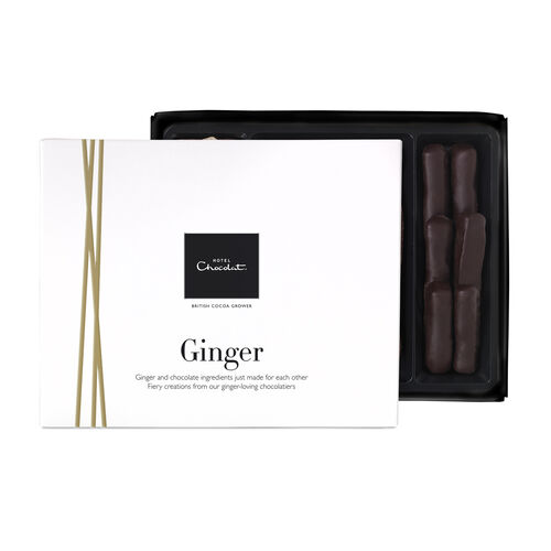 The Ginger Chocolate Gift Box