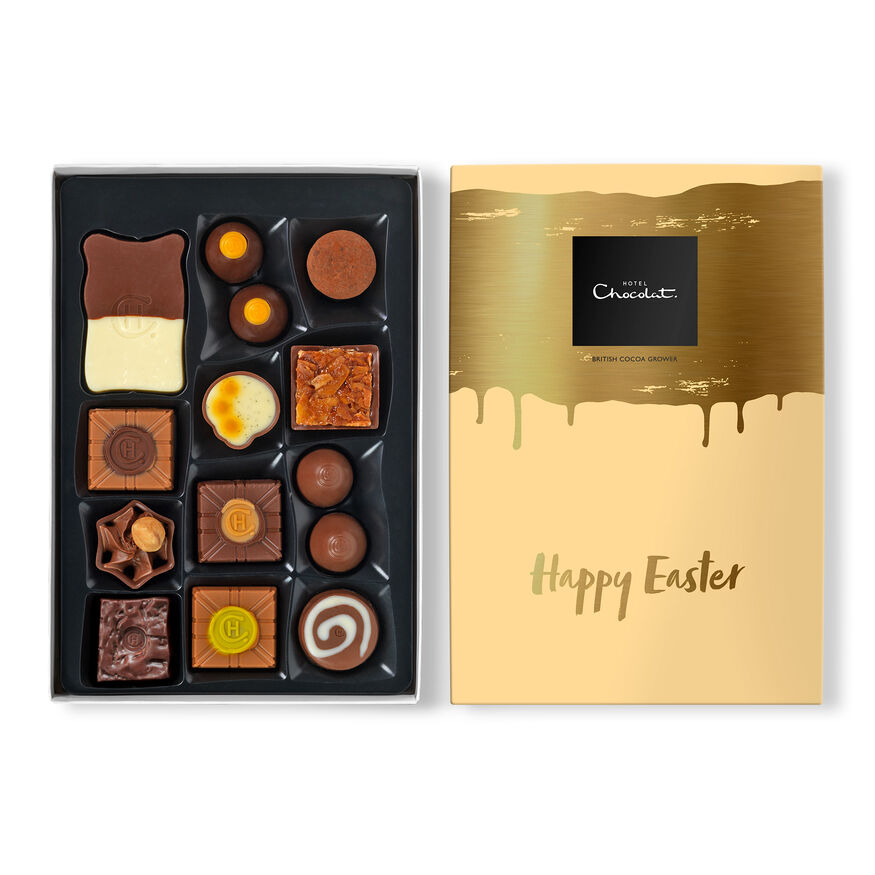 The Easter Milk to caramel-chocolate-box, , hi-res