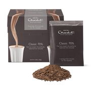 Classic 70% Dark Hot Chocolate – Single Serves, , hi-res