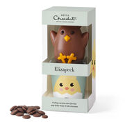 Elizapeck – Caramel-milk Chocolate Chick, , hi-res