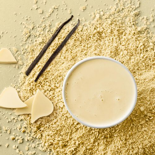 Vanilla White Hot Chocolate Sachets, , hi-res