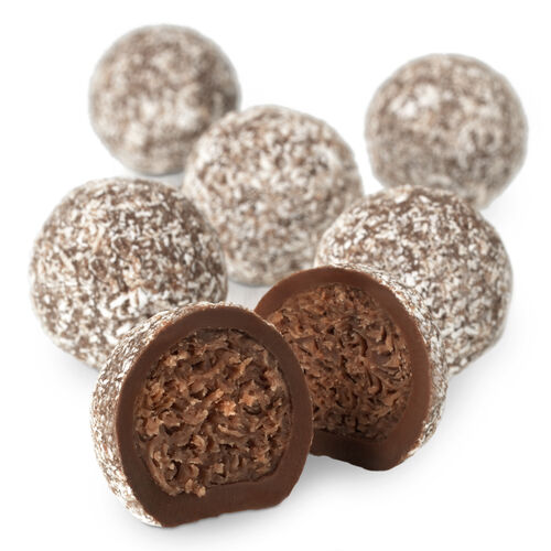 Chocolate Coconut Truffles Selector, , hi-res