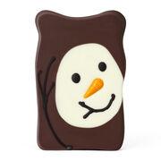 Freeze a Jolly Good Fellow Christmas Chocolate Slab, , hi-res