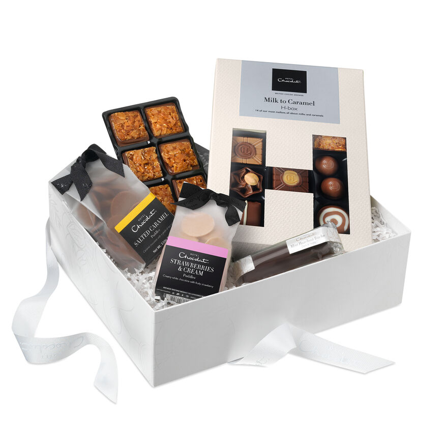 Chocolate gift box from hotel chocolat the chocolate gift box hi res negle Gallery