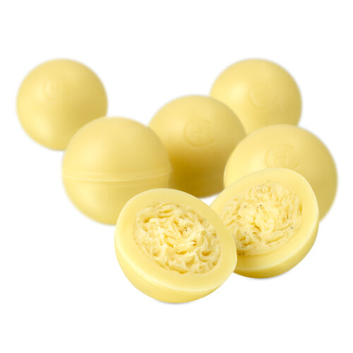 Simple White Chocolate Truffles Selector