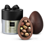 Extra-Thick Milk Chocolate Easter Egg, , hi-res