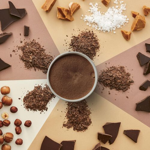 The Everything Hot Chocolate Selection – Single-Serves, , hi-res