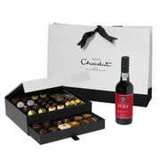 Luxury Port and Chocolate Cabinet , , hi-res