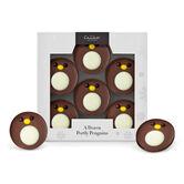 A Dozen Portly Penguin Chocolates, , hi-res