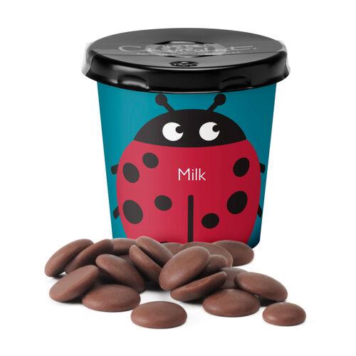 Summer Tiddly Pot – Milk Chocolate, , hi-res