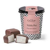 Chocolate Marshmallow Nibbly Pot, , hi-res