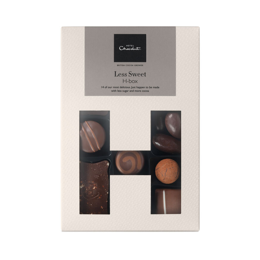 Low Sugar Chocolate H-Box, , hi-res