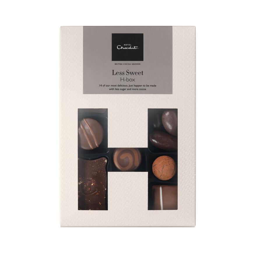 Low Sugar Chocolate H-Box, , hi-res