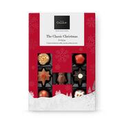 The Classic Christmas Chocolate H-box, , hi-res