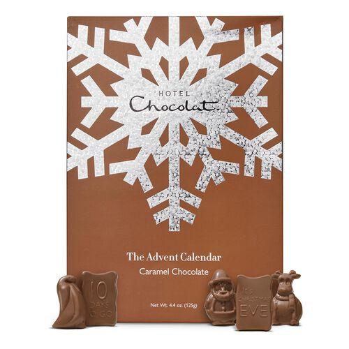 Caramel Chocolate Advent Calendar, , hi-res
