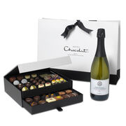 Chocolate Cabinet with Prosecco, , hi-res