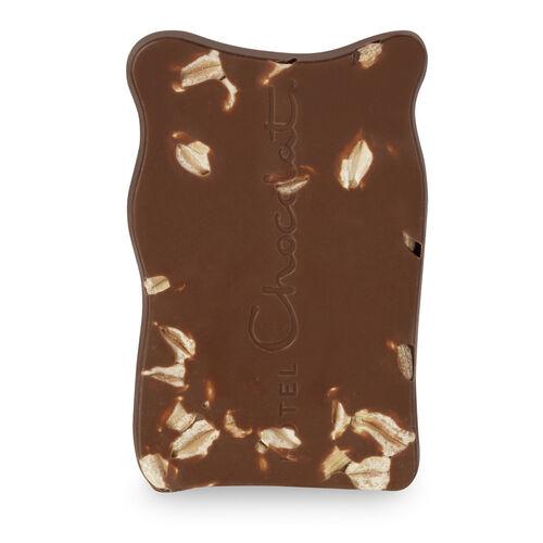 Chocolate Peanut Butter Bar 100g Slab Selector, , hi-res