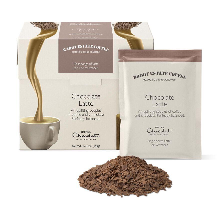 Chocolate Latte Sachets, , hi-res