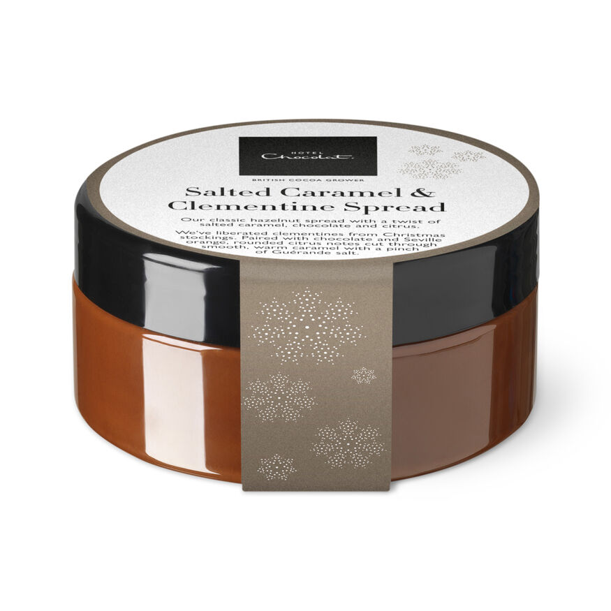 Salted Caramel Chocolate & Clementine Spread, , hi-res