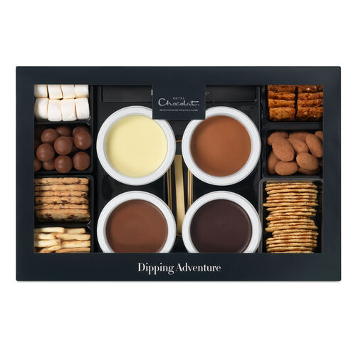 Large Chocolate Dipping Adventure
