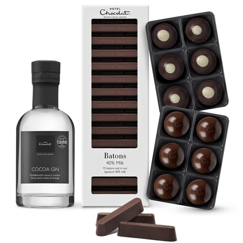 The Cacao Gin Collection, , hi-res