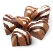 Caramel Chocolate Hearts Selector , , hi-res