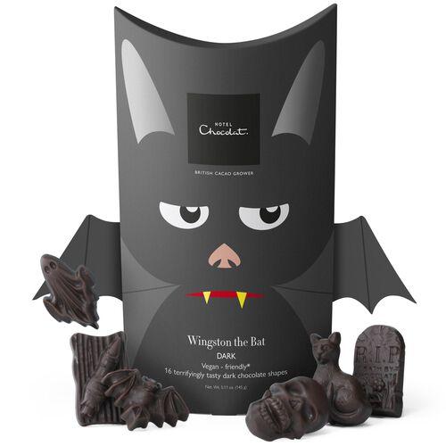 Wingston the Bat | Dark Chocolate, , hi-res