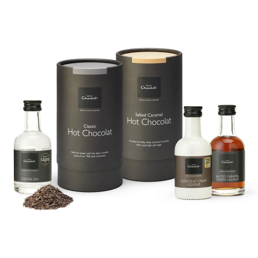 The Hot Chocolate Mixologist Collection, , hi-res