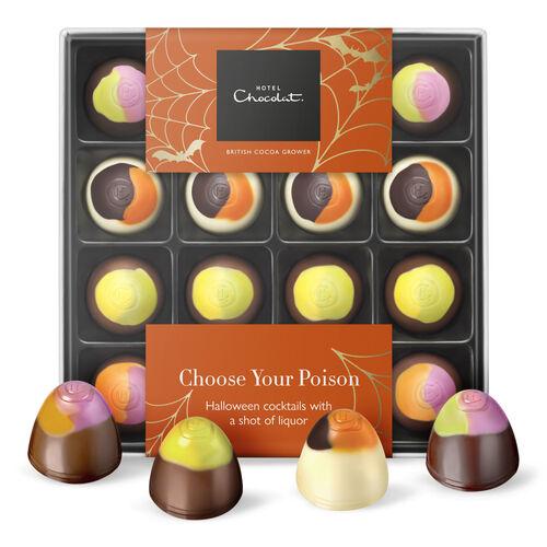 Choose Your Poison Cocktail Chocolates, , hi-res