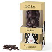 Rabbert the Rabbit - Dark Chocolate, , hi-res