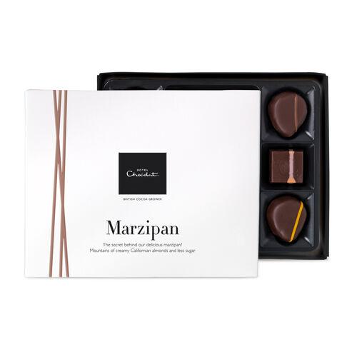 The Marzipan Chocolate Box