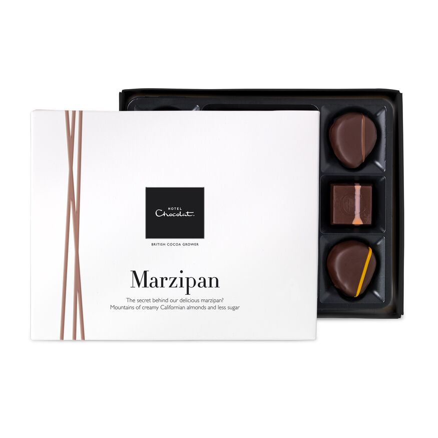The Marzipan Chocolate Box, , hi-res
