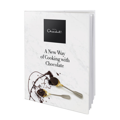 A New Way of Cooking with Chocolate Recipe Book