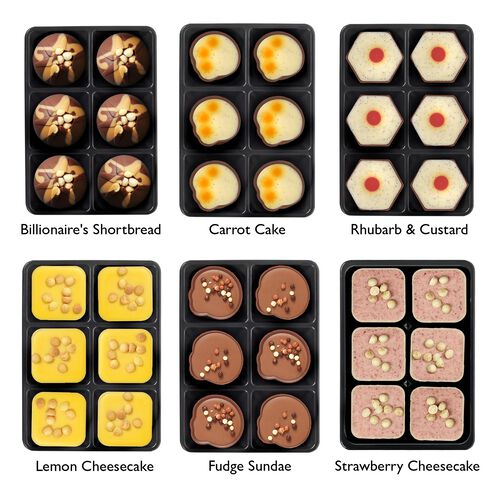 The Selectors Collections – Patisserie & Puddings , , hi-res