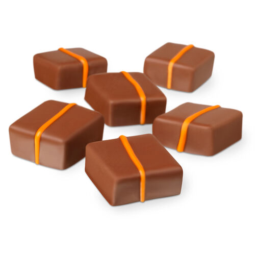 Orange Chocolate Wafer Selector