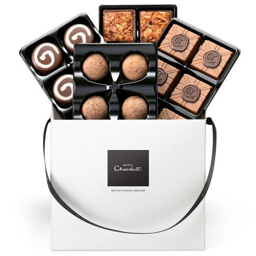 Praline Chocolate Selector Gift Box , , hi-res