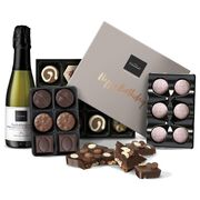 The Happy Birthday Collection – Chocolate & Fizz , , hi-res