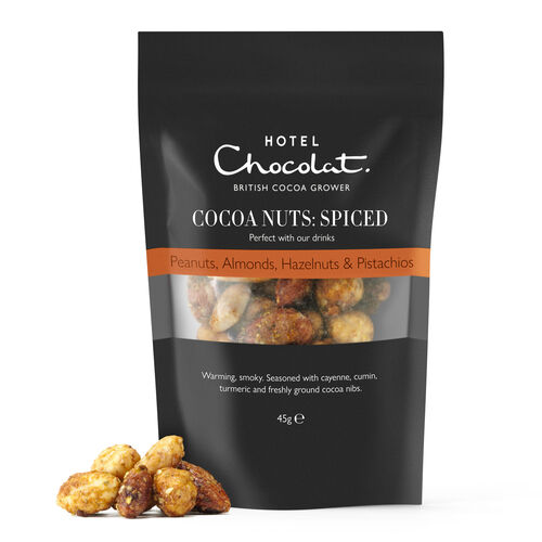 Spiced Cocoa Nuts, , hi-res