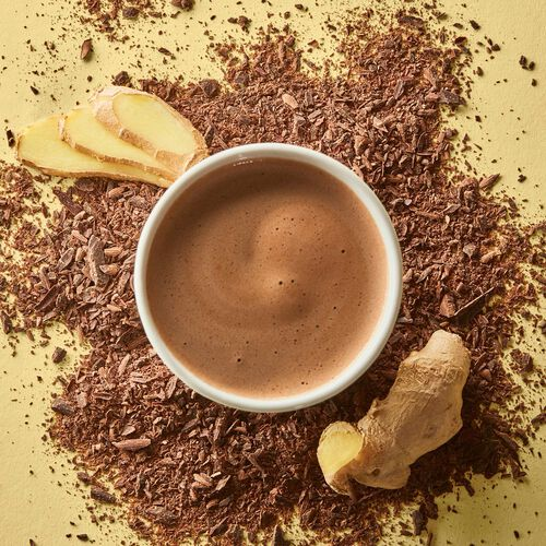 Ginger Hot Chocolate Sachets, , hi-res