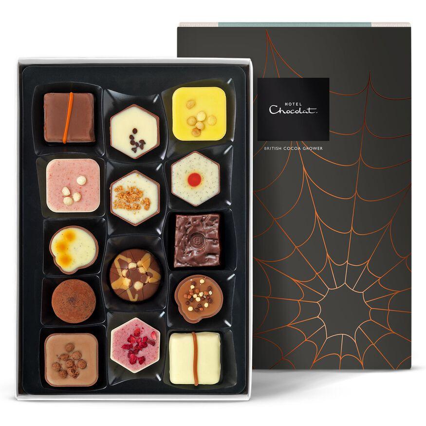 The Halloween Patisserie Chocolate H-Box, , hi-res