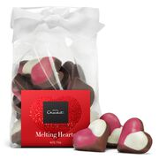 Melting Valentine Hearts – Milk Chocolate, , hi-res