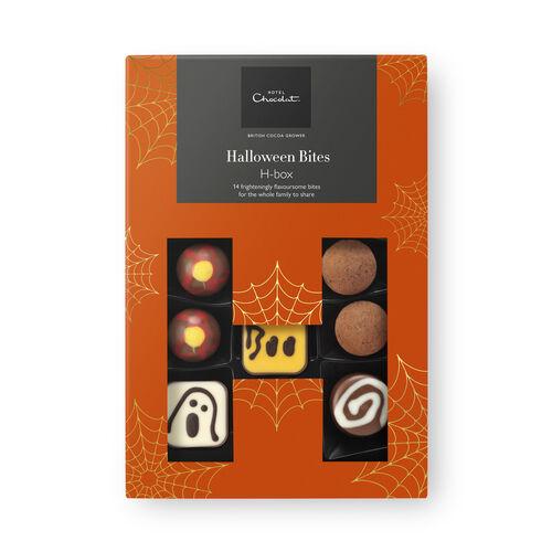 Halloween Chocolate H-box, , hi-res